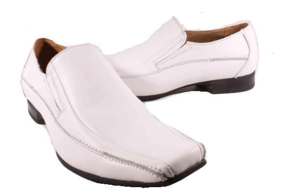 Steve-Madden-White-Carllin-Loafers-MENS-Shoes-Medium-Width